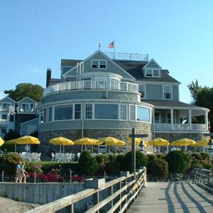 Bar Harbor Inn Bedding By DOWNLITE