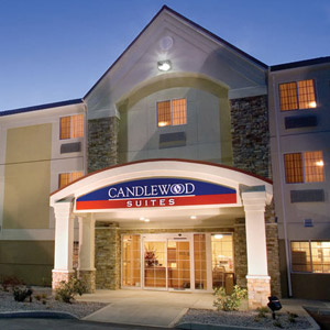 Candlewood Suites Hotel Bedding By DOWNLITE