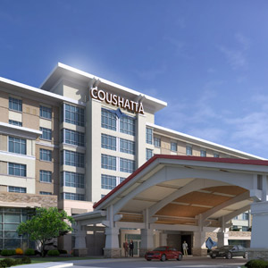 Coushatta Grand Casino Resort Bedding By DOWNLITE