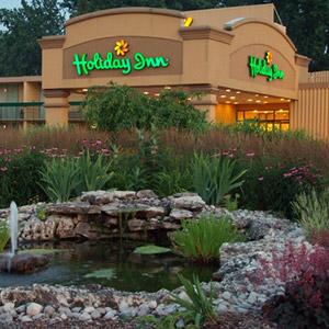 Holiday Inn Hotel Bedding By DOWNLITE