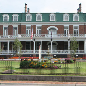 Martha Washington Inn & Spa Bedding By DOWNLITE