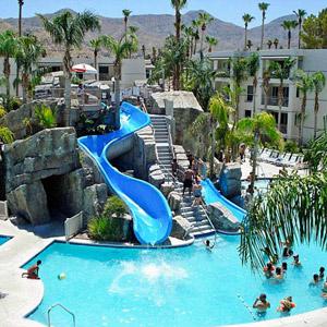 Palm Canyon Resort Bedding By DOWNLITE