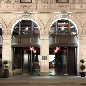 Paramount Hotel Bedding By DOWNLITE