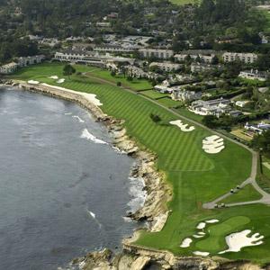 Pebble Beach Golf Resort Bedding By DOWNLITE