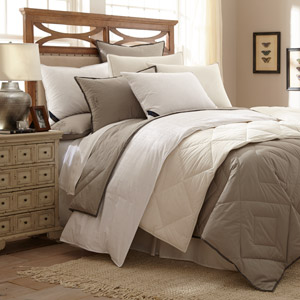 Pendletron Wool & Down Bedding By DOWNLITE