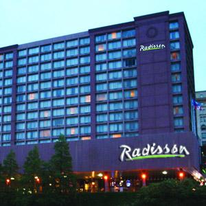 Radisson Hotel Bedding By Downlite Free Usa Shipping