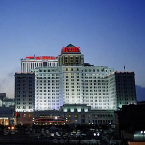 Resorts Casino Hotel Bedding By DOWNLITE