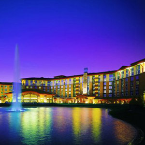 Soaring Eagle Casino Resort Bedding By DOWNLITE