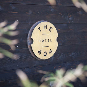 The 404 Hotel Bedding By DOWNLITE