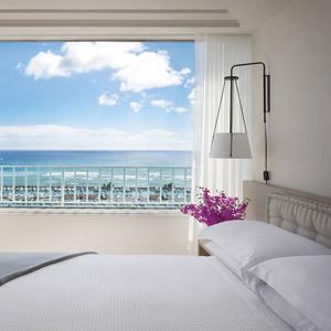 The Modern Honolulu Resort Bedding By DOWNLITE