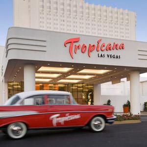 Tropicana Casino Hotel Bedding by DOWNLITE