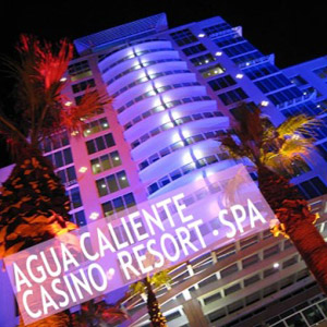 The Agua Caliente Casino Resort Bedding By DOWNLITE