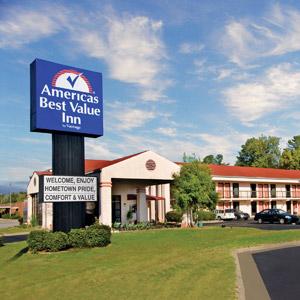 Americas Best Value Inn Bedding By DOWNLITE
