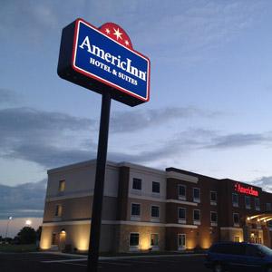 AmericInn Hotel Bedding By DOWNLITE