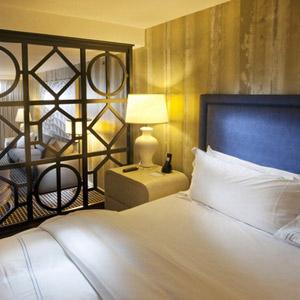 Chamberlain Hotel Bedding By DOWNLITE