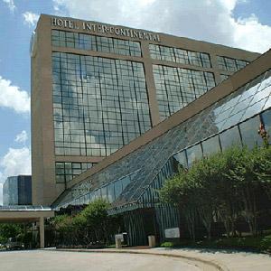 Intercontinental Hotel Bedding By DOWNLITE