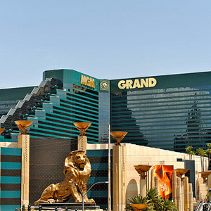 MGM Grand Casino Resort Bedding