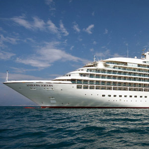 Seabourn Cruise Line Bedding By DOWNLITE