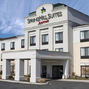 Springhill Suites Hotel Bedding By DOWNLITE