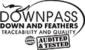Downpass: Down & Feathers