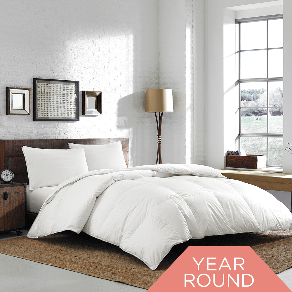 Eddie Bauer® 700 Fill Power White Goose Down Comforter